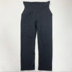 Spanx leggings black size Large
